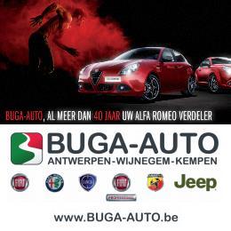 Buga, al meer dan 40 jaar uw Alfa Romeo verdeler