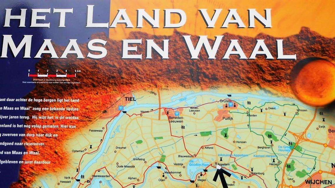 Land van Maas en Waal LET OP : GEANNULEERD!!!