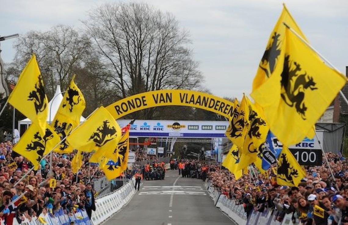Ronde van Vlaanderen GEANNULEERD !!!