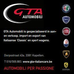 GTA, Automobili per passione