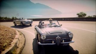 Top Gear: The Perfect Road Trip 2 - Amalfi Coast with 1960s Alfa Romeos